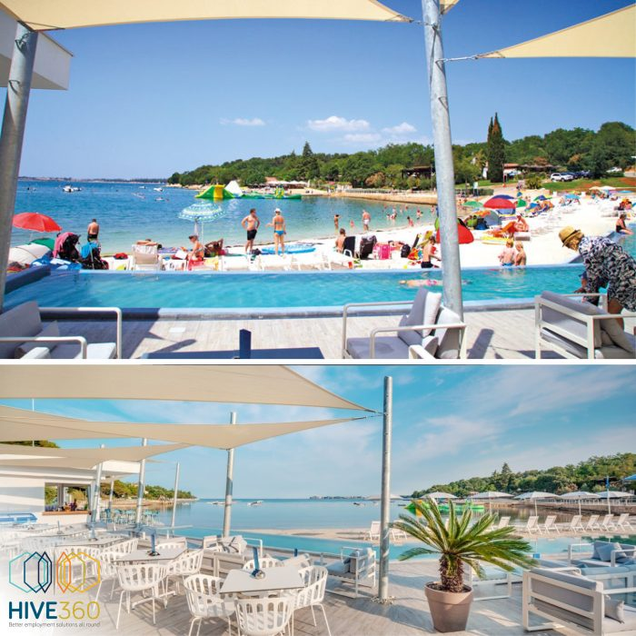 Up to 50% off on Eurocamp holidays through your Hive360 app