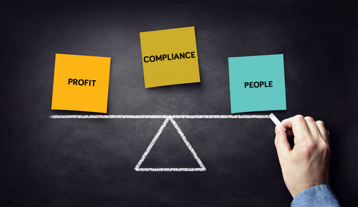 Recruitment Agency Balancing Act