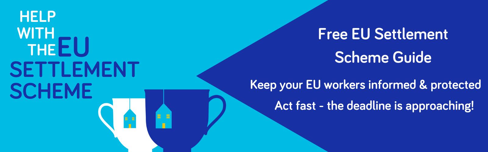 EU Settlement Scheme - Banner Image