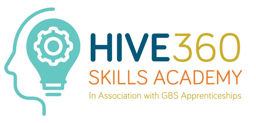 HIVE360 Skills Academy Logo