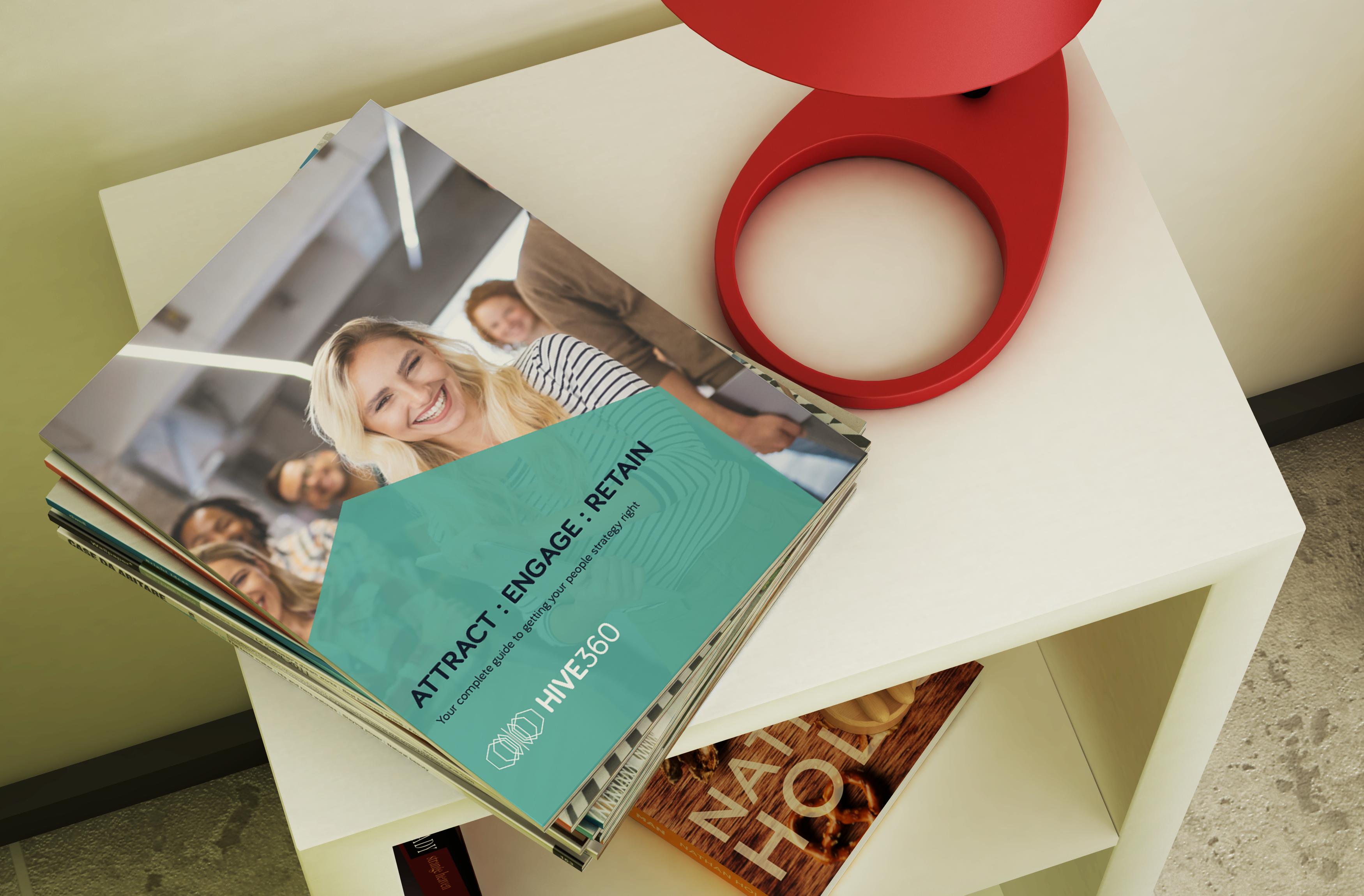 Attract Retain & Engage e-book